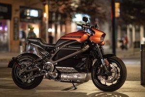 Harley-Davidson chính thức nhận đặt hàng xe điện LiveWire, giá từ 691 triệu VNĐ