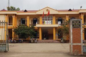 Bắc Giang: Chủ tịch thị trấn Thanh Sơn 'dùng luật riêng' để tiếp phóng viên