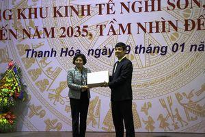 Mở rộng Khu kinh tế Nghi Sơn lên 106.000 ha