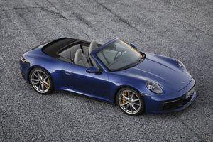 Porsche 911 Cabriolet 2020 ra mắt, mạnh 443 mã lực