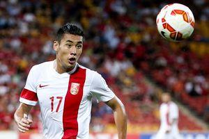 Chàng cầu thủ đắt giá nhất Trung Quốc tham dự Asian Cup 2019 là ai?