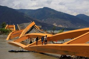 Indonesia chi hơn 1 tỉ USD ngân sách cứu trợ thiên tai năm 2019
