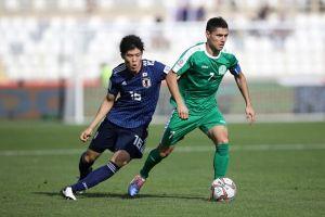 Nhật Bản chật vật ngược dòng thắng 3-2 sau siêu phẩm của Turkmenistan
