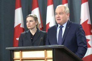 Phe đối lập ở Canada: Thủ tướng nên điện cho Trung Quốc để thả người