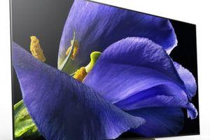 Sony công bố TV 8K 'khủng' tại CES, dằn mặt Samsung