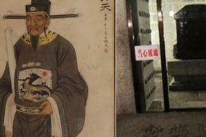 Bí mật động trời gây 'bàng hoàng' khi khai quật mộ Bao Công