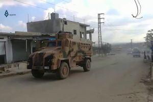 Mỹ rút quân, Thổ Nhĩ Kỳ tìm cách cùng Nga tuần tra Syria