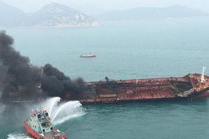 Vụ tàu Việt Nam cháy ngoài khơi ở Hồng Kông: Danh tính thuyền viên tử vong