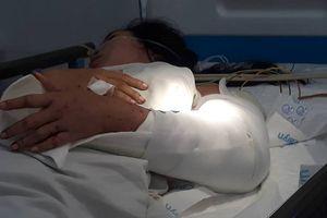 Kỳ tích 'đua' với thời gian để ghép tay nữ sinh bị nạn ở đèo Hải Vân