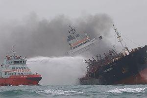 Danh tính thuyền viên thiệt mạng, mất tích vụ tàu VN cháy trên biển Hong Kong