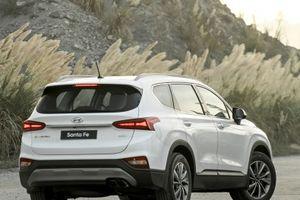Hyundai Santa Fe 2019 cho người Việt giá từ 995 triệu hấp dẫn cỡ nào?
