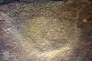 Dấu chân ngựa Thánh Gióng ở đền làng Thọ Trai