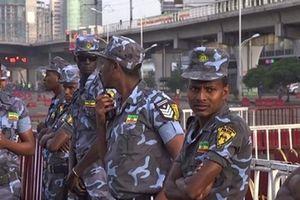 Cảnh sát Ethiopia bắt nghi can liên quan tới các vụ bạo lực đẫm máu