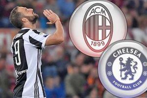 HLV Sarri chào mời, Gonzalo Higuain đồng ý về Chelsea