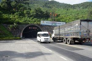 Hầm đường bộ nghìn tỷ nối Bình Định-Phú Yên thông xe vào ngày 21/1
