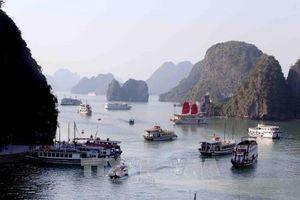 Nhiều khuyến nghị về quản lý du lịch và rác thải tại vịnh Hạ Long