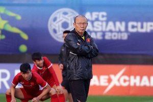 Thầy Park nói gì về trận thua ngược của ĐT Việt Nam?