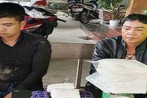 Thanh Hóa: Bắt giữ 2 đối tượng vận chuyển lượng ma túy 'khủng'