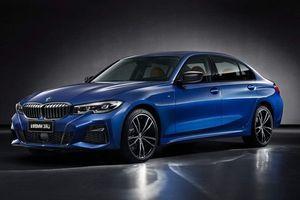 Lạ mắt với BMW 3-Series 2019 phiên bản trục cơ sở kéo dài