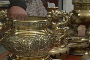Quảng Ngãi: Bắt 2 'siêu trộm' tài sản nhà chùa