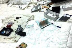 Gia Lai: Phát hiện nhiều nhóm thanh niên chơi ma túy trong nhà nghỉ
