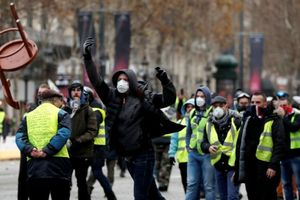 Pháp sắp áp dụng luật mới về biểu tình