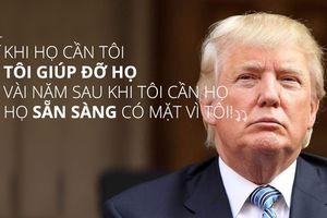 Những câu nói mang thương hiệu của Donal Trump truyền động lực cho các bạn trẻ