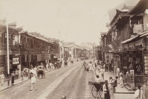 Trung Quốc thế kỷ 19 qua con mắt các nhiếp ảnh gia phương Tây