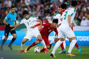 CĐV Trung Quốc ngỡ ngàng khi thấy Việt Nam chơi ngang ngửa Iraq