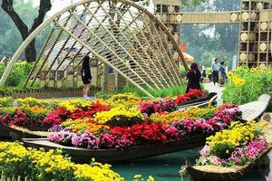 TP.HCM sẽ đồng loạt tổ chức chợ hoa Tết Kỷ Hợi