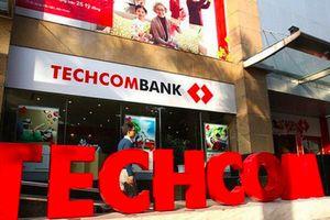 Techcombank bổ nhiệm nhân sự mới