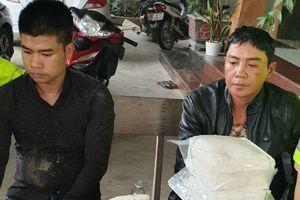 Thanh Hóa: Chặn bắt thành công 1 vụ vận chuyển ma túy số lượng lớn