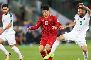 Báo châu Á đánh giá Công Phượng là cầu thủ xuất sắc nhất ngày thi đấu thứ 4 Asian Cup 2019