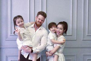 Elly Trần chính thức công khai ông xã bí mật sau nhiều năm
