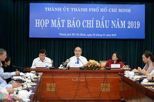 Nỗ lực phát huy mọi nguồn lực để phát triển thành phố Hồ Chí Minh