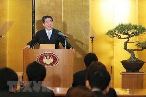 Thủ tướng Nhật Bản thăm Anh, Hà Lan thảo luận quan hệ thương mại