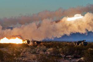 Khám phá khẩu pháo phản lực Mỹ đang 'phun lửa' ngợp trời Trung Đông