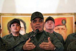 Quân đội Venezuela tuyên bố trung thành với Tổng thống Maduro
