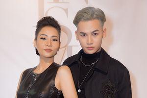Thu Minh diện set đồ hàng hiệu hơn 1 tỷ đồng dự show thời trang