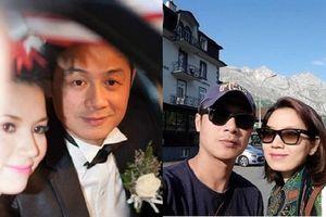 Vợ kém 14 tuổi xinh đẹp hạnh phúc kỷ niệm 6 năm ngày cưới với MC Anh Tuấn