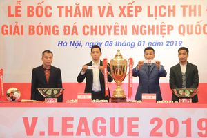 V-League 2019: Công nghệ VAR sẽ được áp dụng