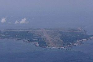 Nhật chi 150 triệu USD mua đảo cho Mỹ làm 'sân bay'