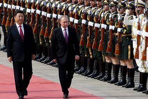 Hậu cần Mỹ 'không phù hợp' gây chiến với Nga hoặc Trung Quốc