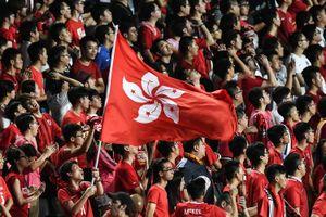 Hong Kong đề xuất hình sự hóa tội phỉ báng quốc ca Trung Quốc