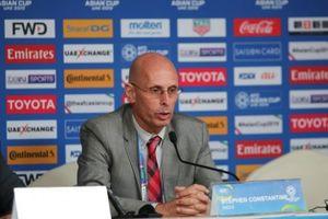 Sau Thái Lan, HLV tuyển Ấn Độ muốn tiếp tục đánh bại chủ nhà UAE