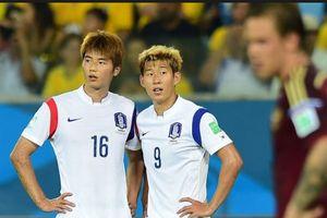 Hàn Quốc mất ngôi sao thi đấu ở Premier League hết vòng bảng Asian Cup