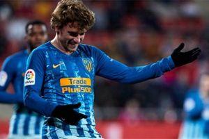 Khởi đầu như mơ nhưng Atletico lại để Girona cầm hòa 1-1 ở Cúp Nhà Vua