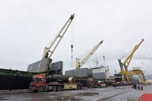 Đầu năm 2019, Tập đoàn Hoa Sen tiếp tục xuất khẩu 17.000 tấn tôn đi Mỹ