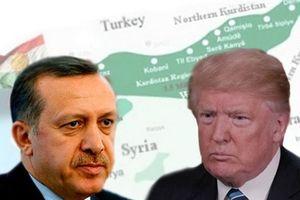 Mỹ không giao căn cứ, Thổ nổi giận quyết diệt người Kurd