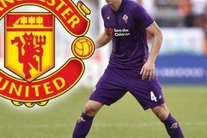 CHUYỂN NHƯỢNG (10.1): M.U bị Fiorentina chơi khó, Ramsey sắp đến Juventus